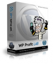 Thumbnail WP Profit Lab Plugin - With Personal Use Rights