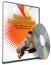 Thumbnail Warm Up Fitness Video Guide - With Master Resell Rights