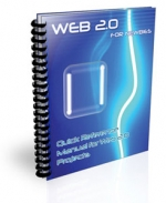 Thumbnail Web 2.0 For Newbies - With Private Label Rights