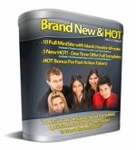 Thumbnail Web 2.0 MiniSite Templates V7 - With Master Resale Rights