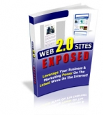 Thumbnail Web 2.0 Sites EXPOSED - With Private Label Rights