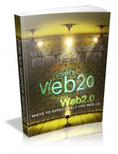 Thumbnail Web 2.0 Secrets Revealed - With Master Resell Rights