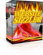 Thumbnail Website Sizzler - With Private Label Rights