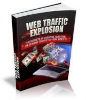 Thumbnail Web Traffic Explosion - With Master Resale Rights