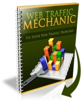 Thumbnail Web Traffic Mechanic - With Master Resale Rights