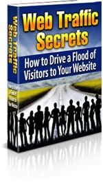 Thumbnail Web Traffic Secrets - With Master Resale Rights