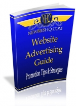 Thumbnail Website Advertising Guide - With Master Resale Rights