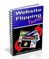 Thumbnail Website Flipping Tactics - With Master Resale Rights