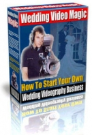 Thumbnail Wedding Video Magic - With Resell Rights