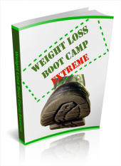 Thumbnail Weight Loss Boot Camp Extreme - With Master Resell Rights