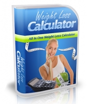 Thumbnail Weight Loss Calculator - With Master Resale Rights