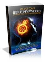 Thumbnail What Can Self Hypnosis Do For You And Your Business - With Master Resale Rights