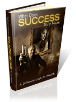 Thumbnail What Does Success Truly Mean - With Master Resale Rights