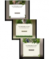 Thumbnail Wildlife Template & WP Themes - With Master Resale Rights