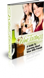 Thumbnail Wine Tasting - With Master Resale Rights