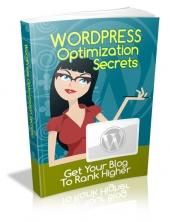 Thumbnail Wordpress Optimization Secrets - With Master Resell Rights
