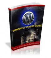Thumbnail Wordpress Websites Secrets - With Master Resale Rights