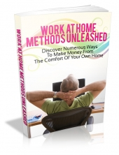 Thumbnail Work At Home Methods Unleashed - With Master Resale Rights