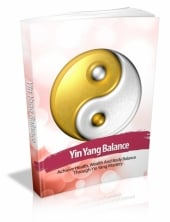 Thumbnail Yin Yang Balance - With Master Resale Rights