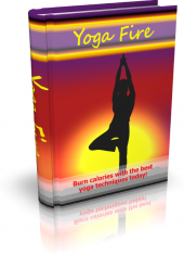 Thumbnail Yoga Fire - With Master Resell Rights