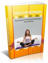 Thumbnail Yoga For Beginners - With Master Resale Rights
