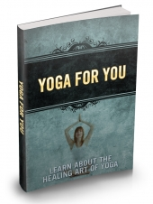 Thumbnail Yoga For You - With Master Resale Rights
