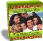 Thumbnail Unlimited Memberships - Your New Membership Site - With Resale Rights