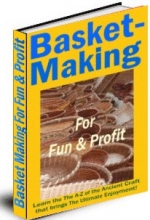Thumbnail Basket-Making for Fun & Profit - With Full Resale Rights