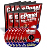 Thumbnail cPanel Basics Videos - With Master Resale Rights