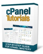 Thumbnail cPanel Tutorials - With Master Resale Rights