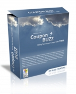 Thumbnail Coupon Buzz - With Master Resale Rights & Giveaway Rights