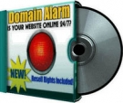Thumbnail Domain Alarm - With Resell Rights