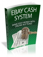 Thumbnail eBay Cash System - With Resale Rights