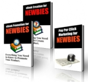 Thumbnail eBook Creation & Promotion For Newbies - With Private Label Rights