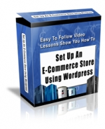 Thumbnail Set Up An E-Commerce Store Using WordPress