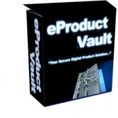 Thumbnail eProduct Vault - With Master Resale Rights