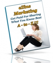 Thumbnail eZine Marketing A - To - Z!!! - With Private Label Rights