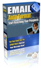 Thumbnail Email Auto Format - With Master Resale Rights
