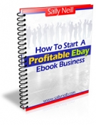 Thumbnail How To Start A Profitable eBay Ebook Business