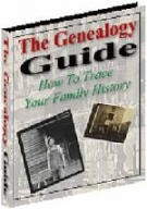 Thumbnail The Genealogy Guide : Trace Your Family History - With Master Resell Rights