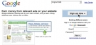 Thumbnail Google AdSense Articles - With Private Label Rights