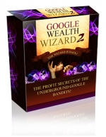 Thumbnail Google Wealth Wizard 2 - Presell Template