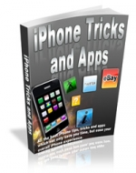 Thumbnail iPhone Tricks and Apps - With Master Resale Rights