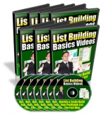 Thumbnail List Building Basics Videos - With Master Resale Rights