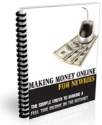 Thumbnail Making Money Online For Newbies - With Private Label Rights