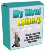 Thumbnail My Viral Lottery - With Master Resale Rights