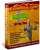 Thumbnail Build A Profit Pulling Ezine In 1/2 The Time - With Resell Rights