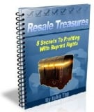 Thumbnail 5 SECRETS TO PROFITING WITH REPRINT RIGHTS With Giveaway Rights