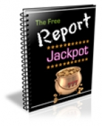 Thumbnail The Free Report Jackpot With Private Label Rights