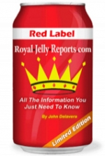 Thumbnail Red Label Royal Jelly Reports - With Master Resale Rights
